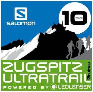 Logo van het trailrun evenement Zugspitz Trail
