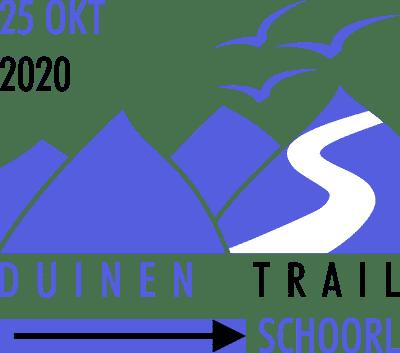 Logo van het trailrun evenement Duinen Trail Schoorl.