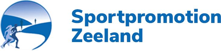 Logo van de organisatie Sportpromotion Zeeland